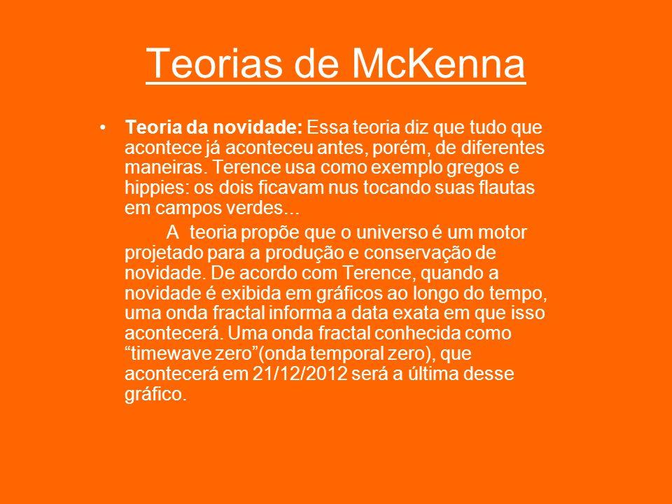 Teorias de McKenna