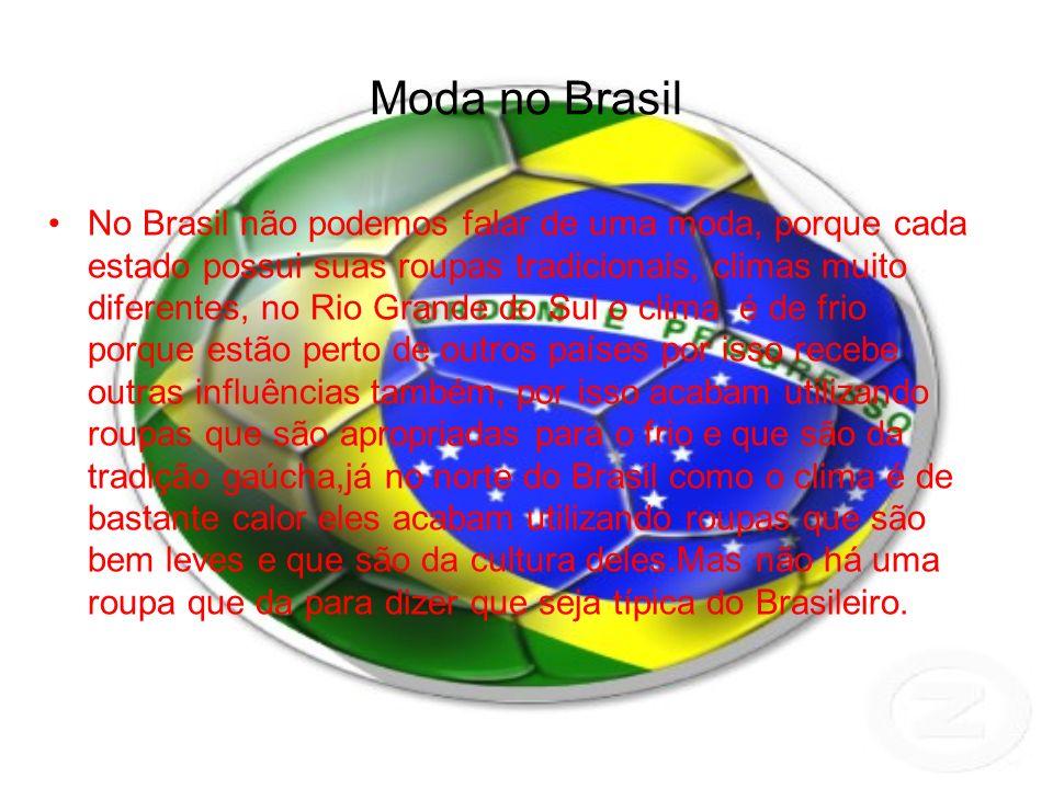 Moda no Brasil