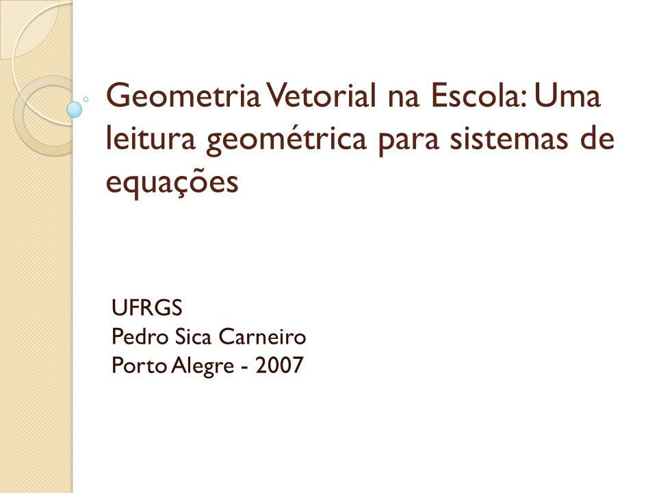 UFRGS Pedro Sica Carneiro Porto Alegre - 2007