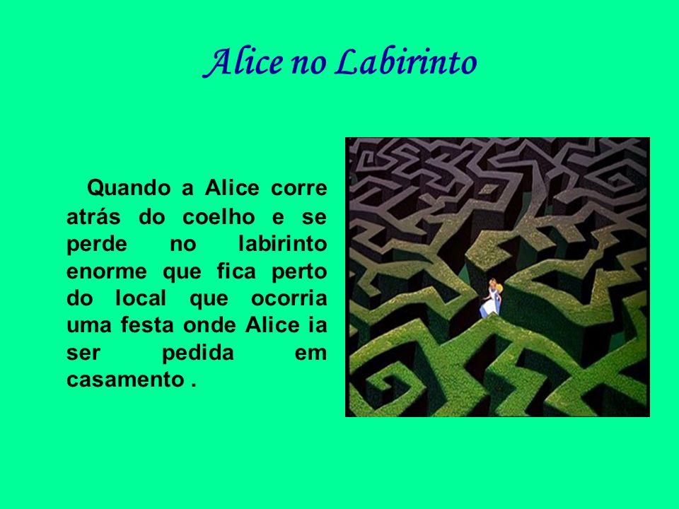 Alice no Labirinto