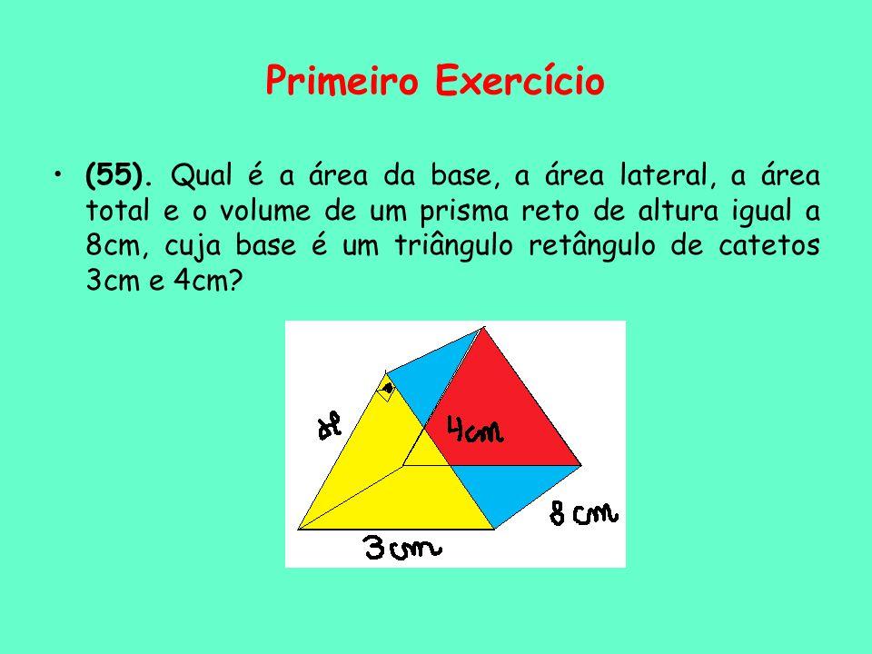 Primeiro Exercício