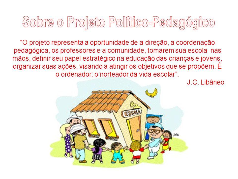 Sobre o Projeto Político-Pedagógico
