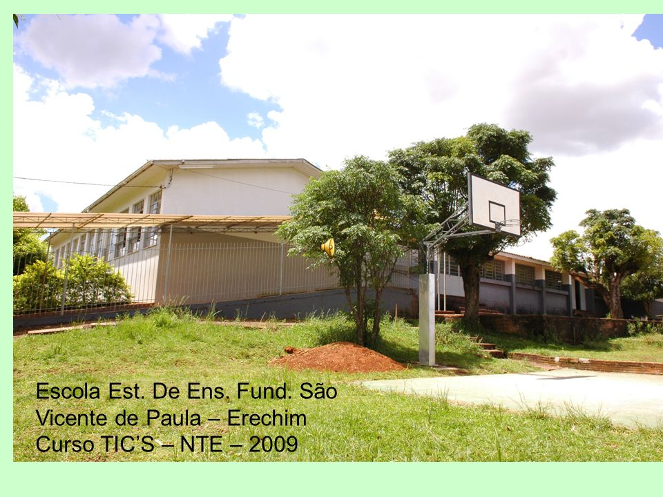 Escola Est. De Ens. Fund. São Vicente de Paula – Erechim