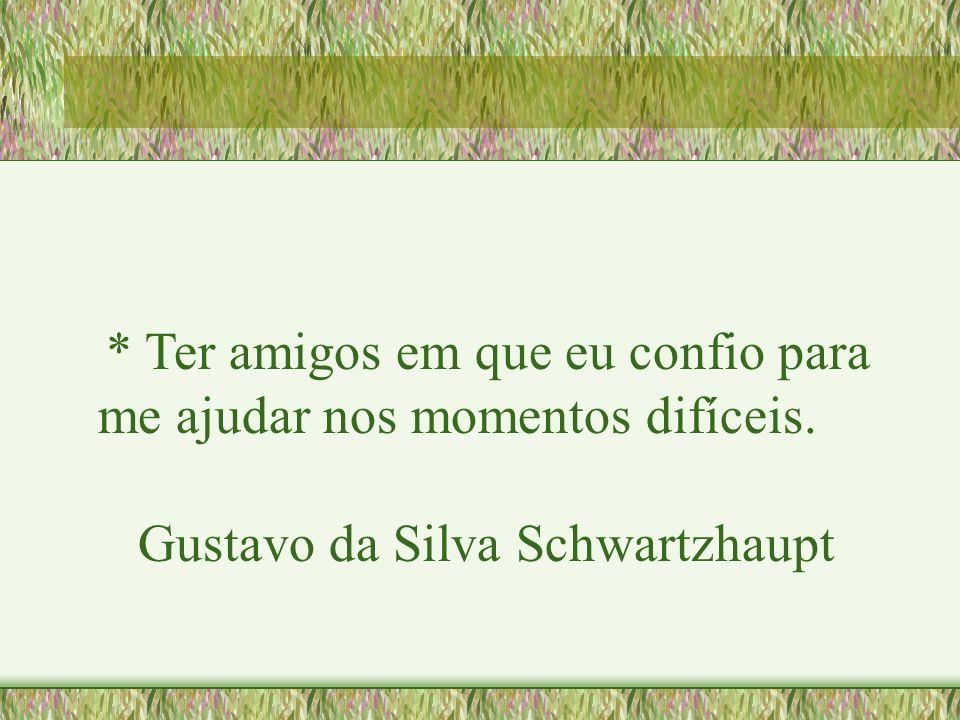 Gustavo da Silva Schwartzhaupt