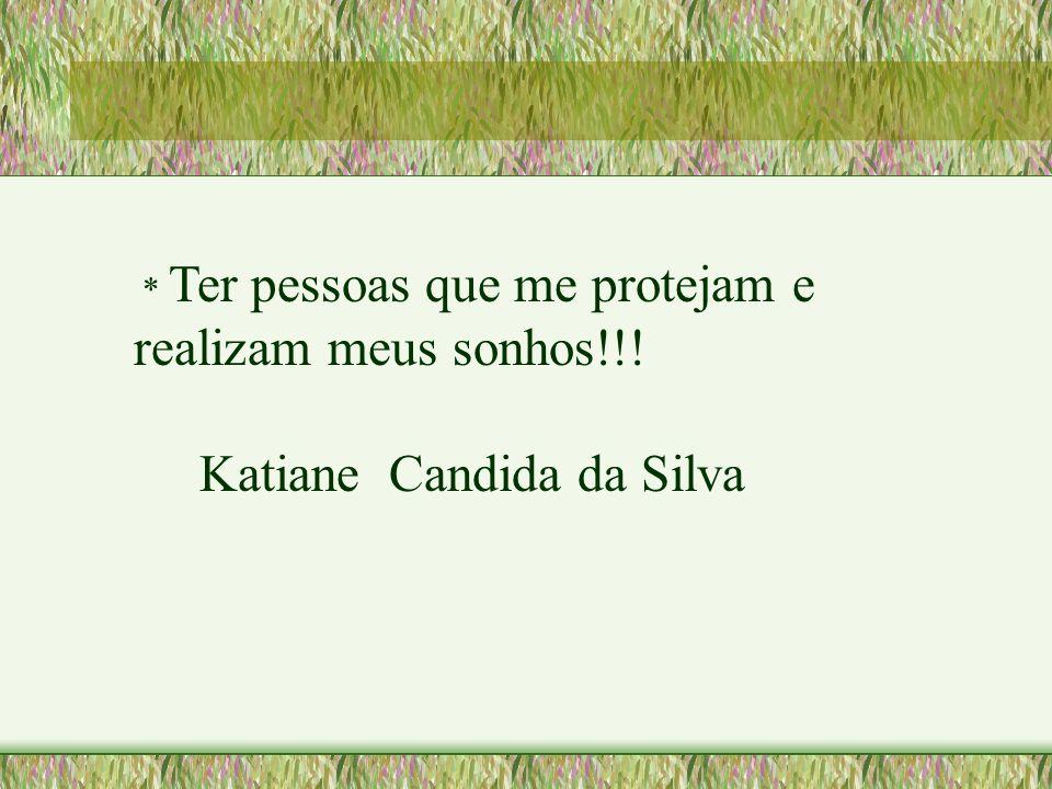 Katiane Candida da Silva