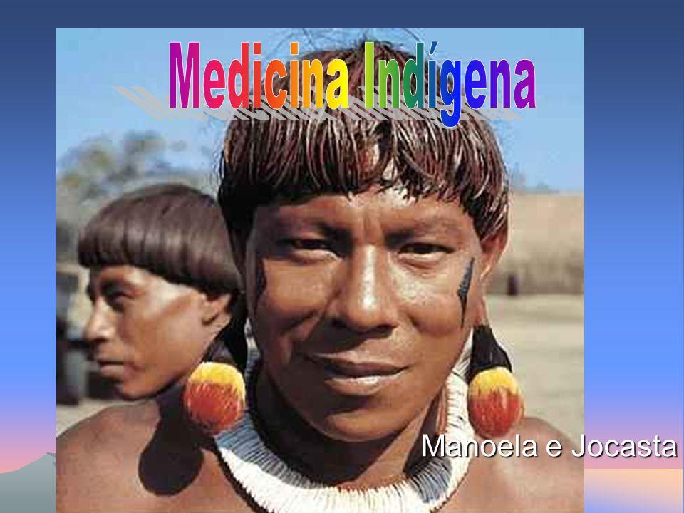 Medicina Indígena Manoela e Jocasta