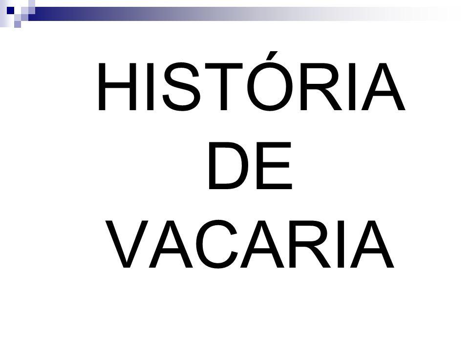 HISTÓRIA DE VACARIA