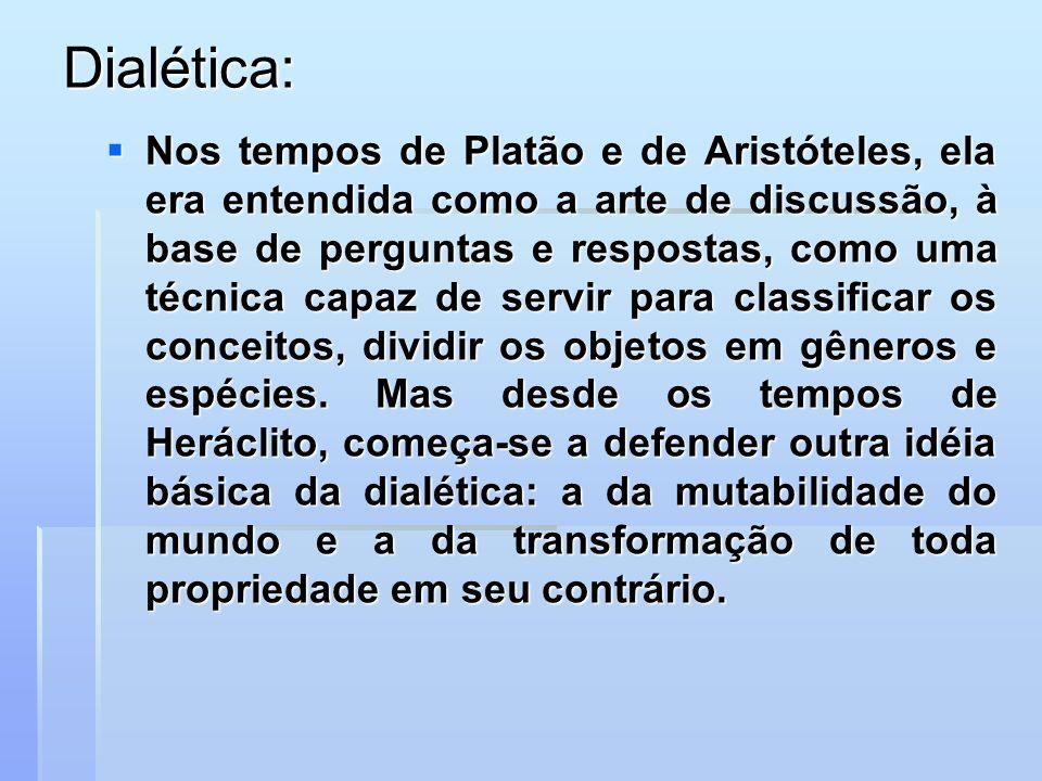 Dialética: