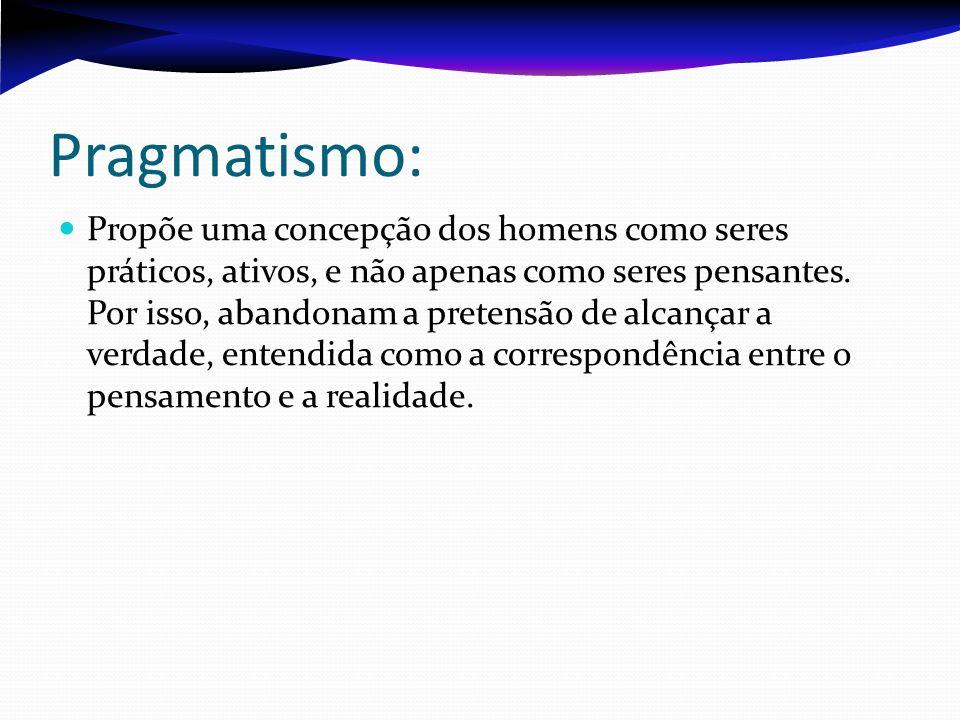Pragmatismo: