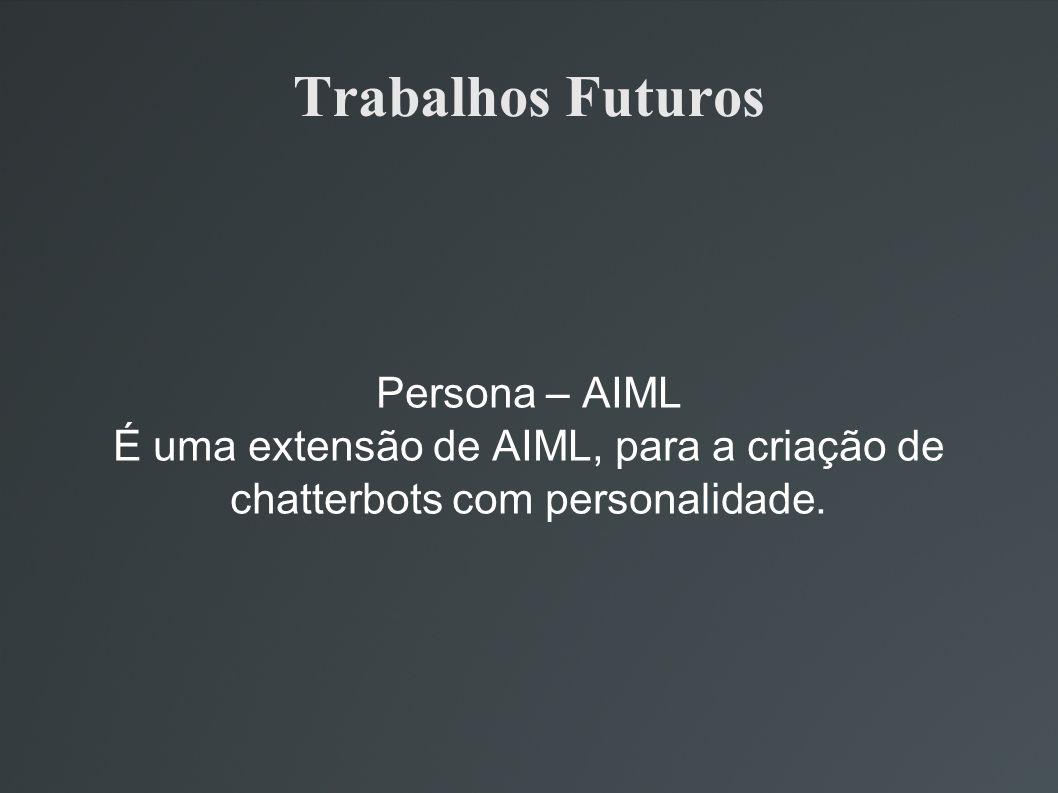 Trabalhos Futuros Persona – AIML