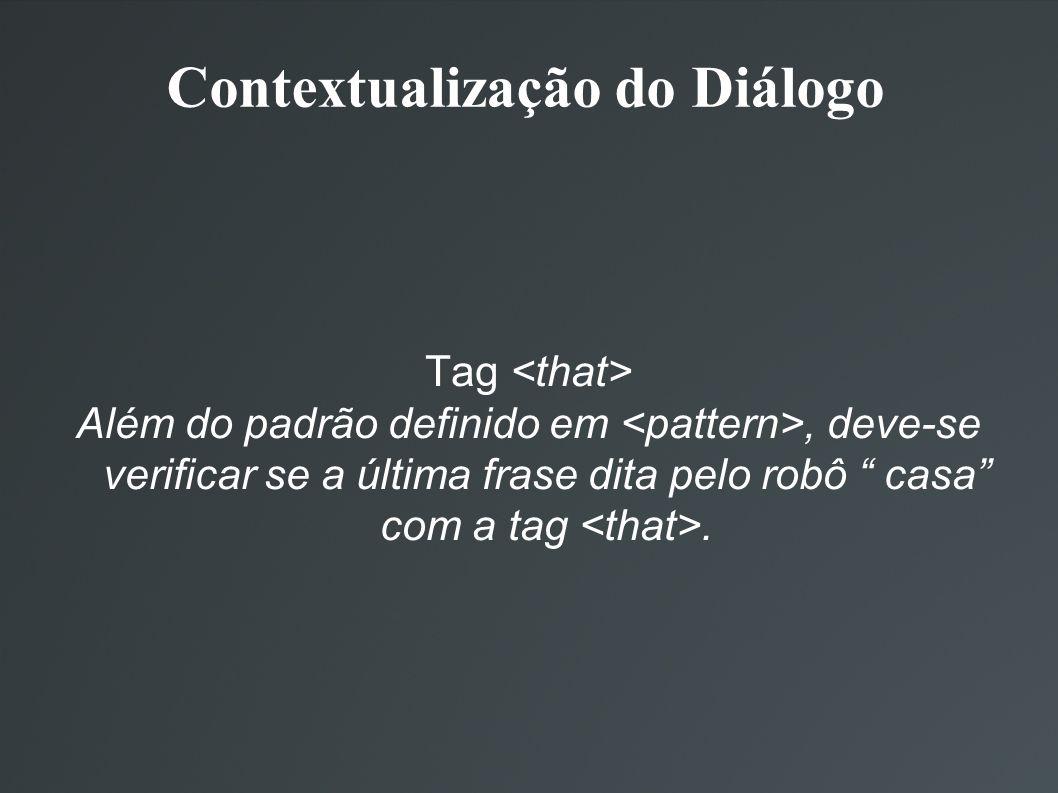 Contextualização do Diálogo
