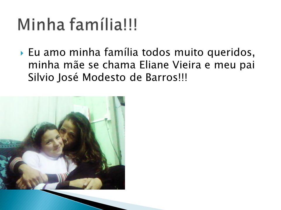 Minha família!!.