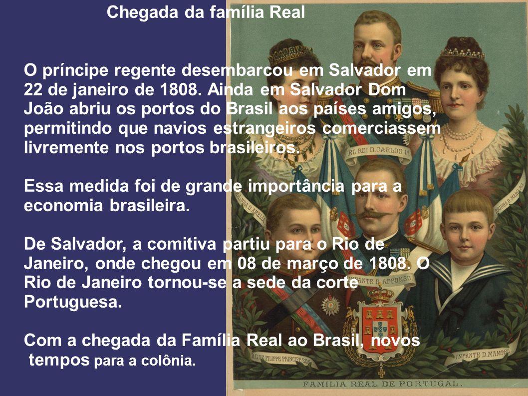 Essa medida foi de grande importância para a economia brasileira.