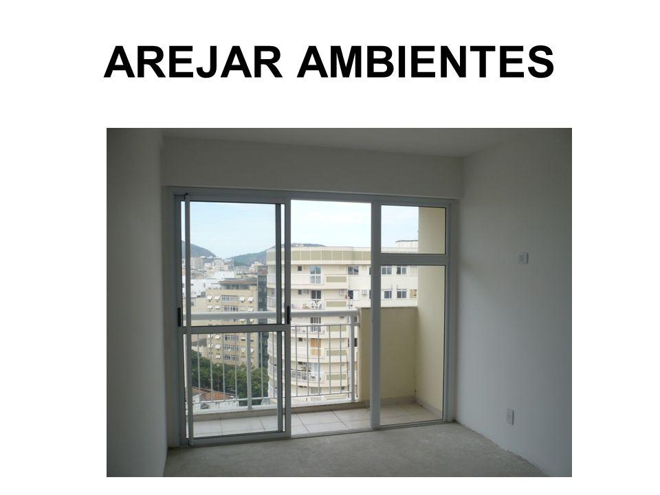 AREJAR AMBIENTES