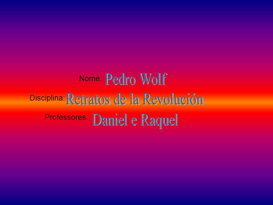 Retratos de la Revolución