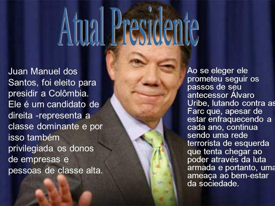Atual Presidente