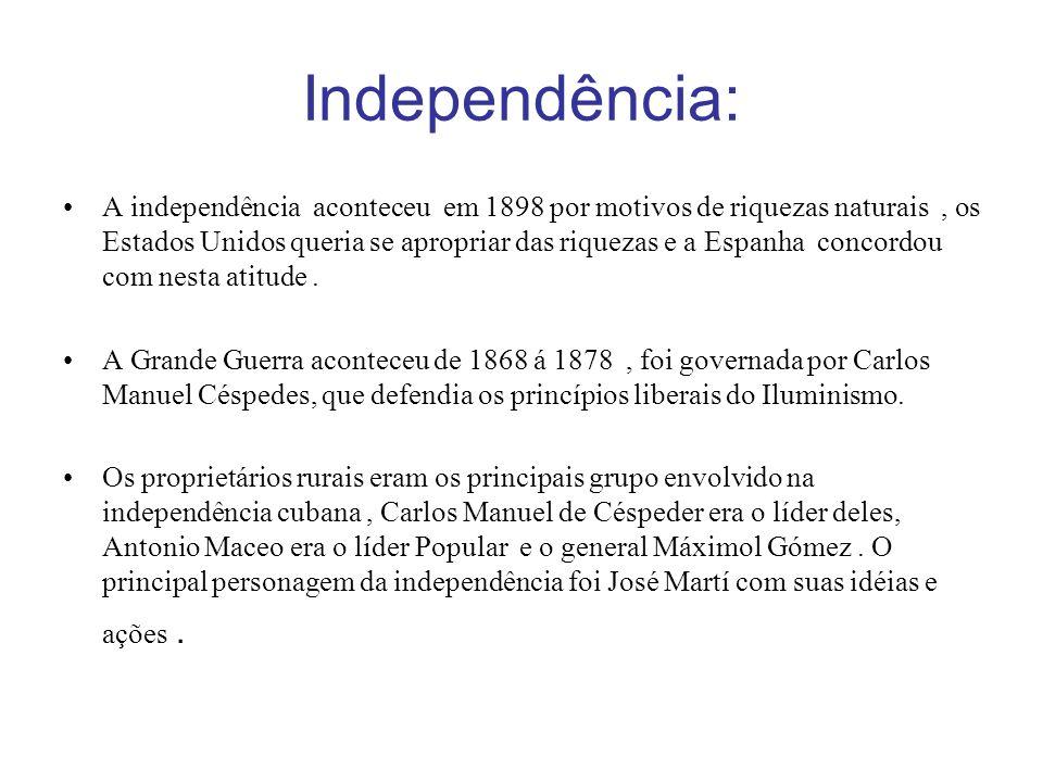 Independência: