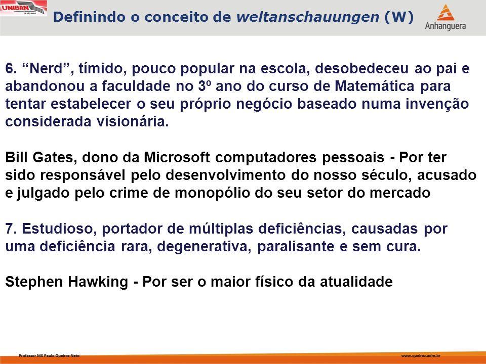 Stephen Hawking - Por ser o maior físico da atualidade