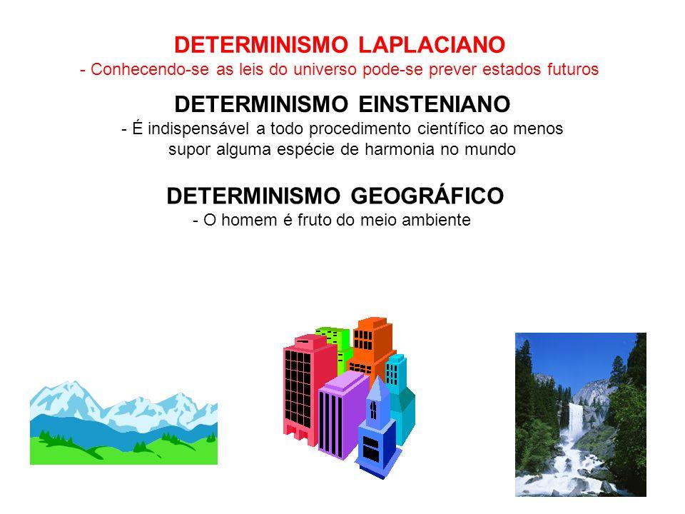 DETERMINISMO LAPLACIANO
