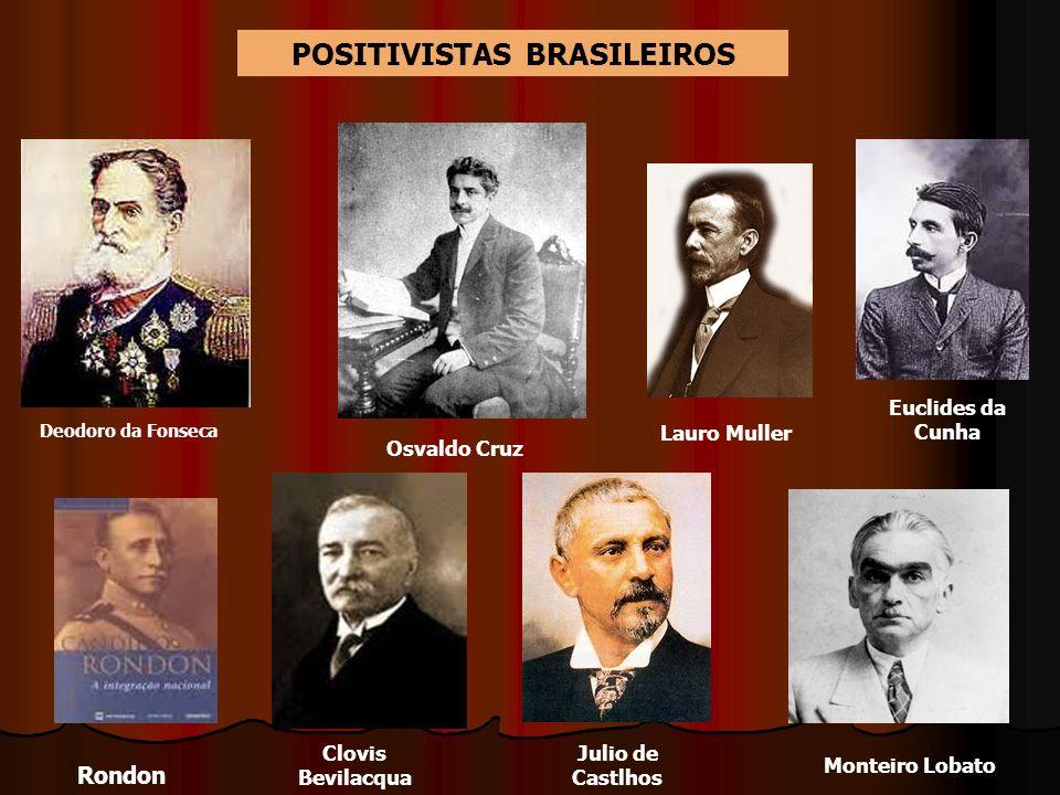 POSITIVISTAS BRASILEIROS