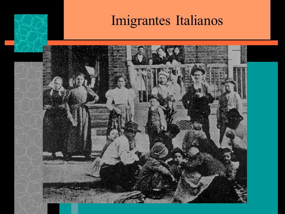 Imigrantes Italianos