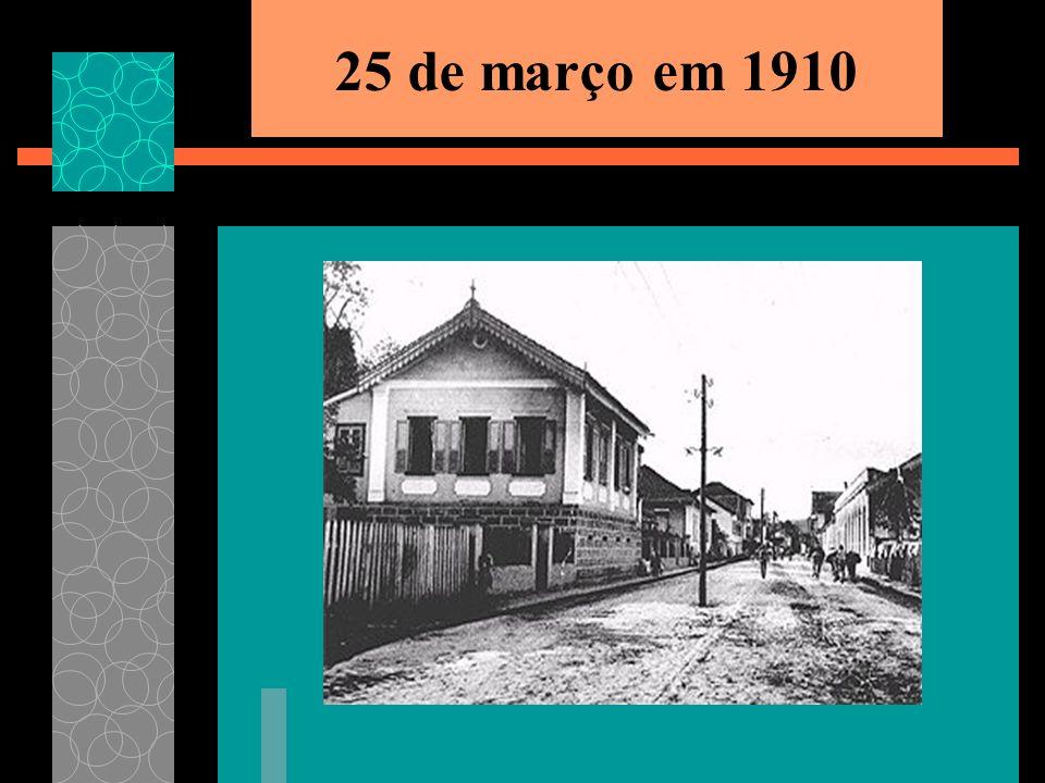 25 de março em 1910