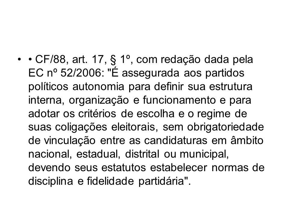 • CF/88, art.