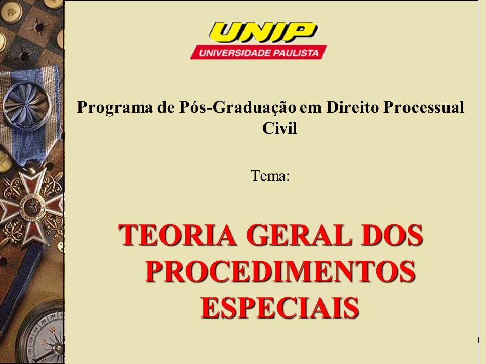 Programa de Pós-Graduação em Direito Processual Civil