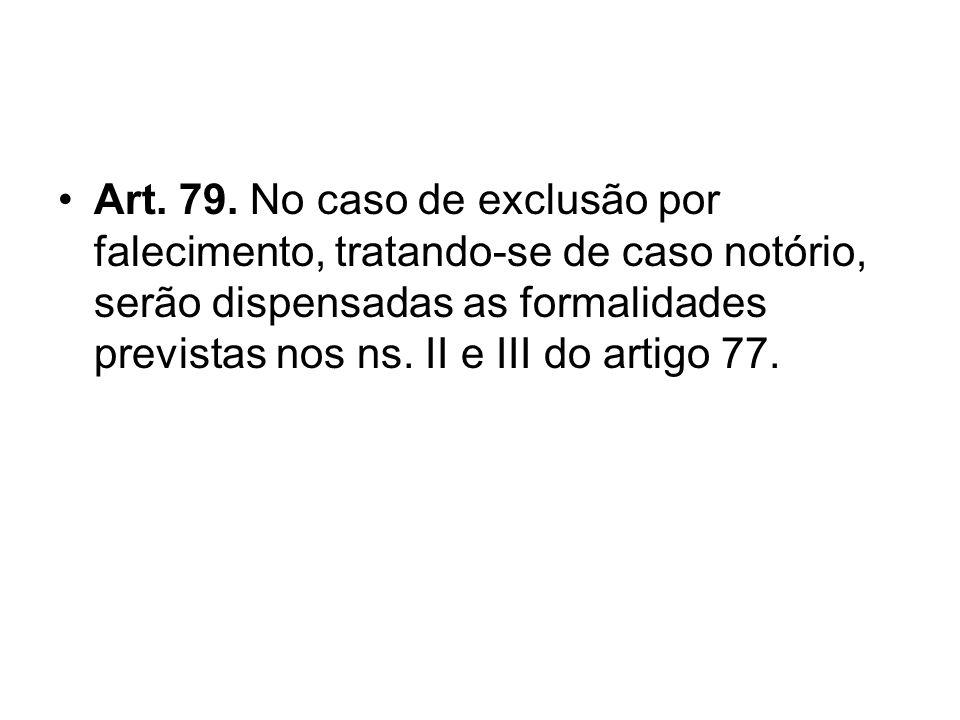 Art. 79.