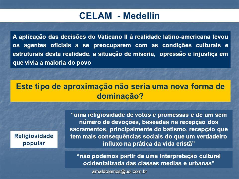 CELAM - Medellin