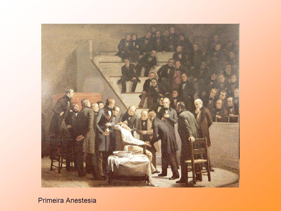 Primeira Anestesia