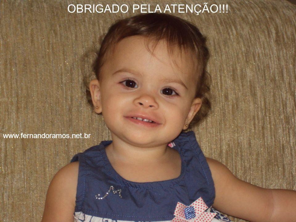 OBRIGADO PELA ATENÇÃO!!! www.fernandoramos.net.br