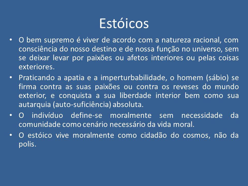 Estóicos