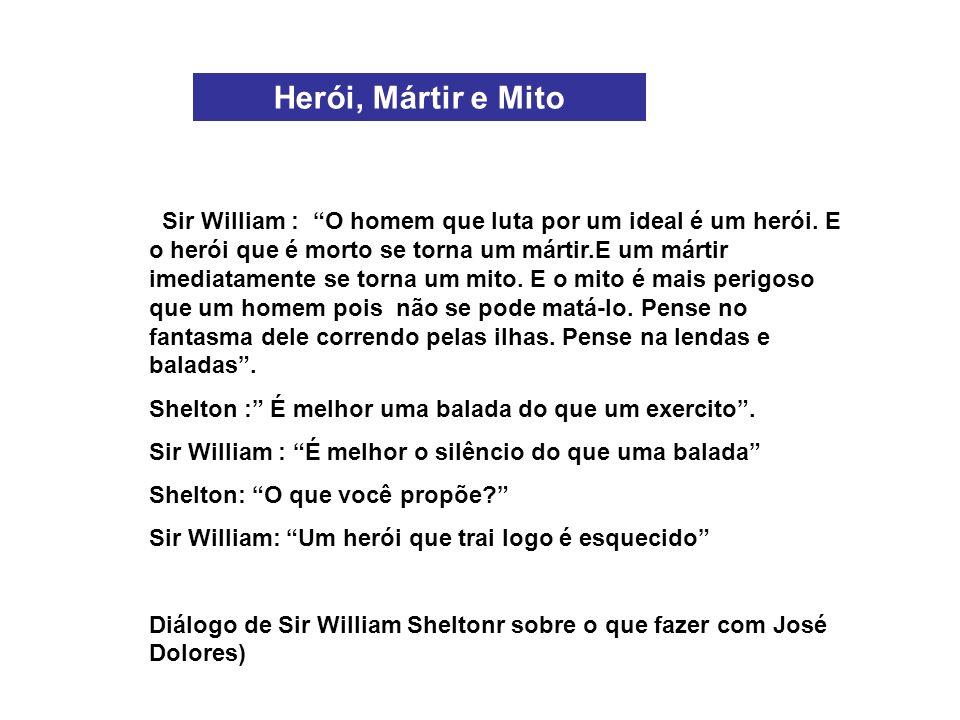 Herói, Mártir e Mito
