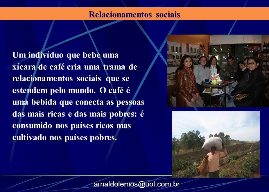 Relacionamentos sociais
