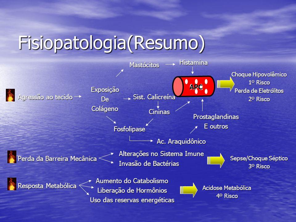 Fisiopatologia(Resumo)
