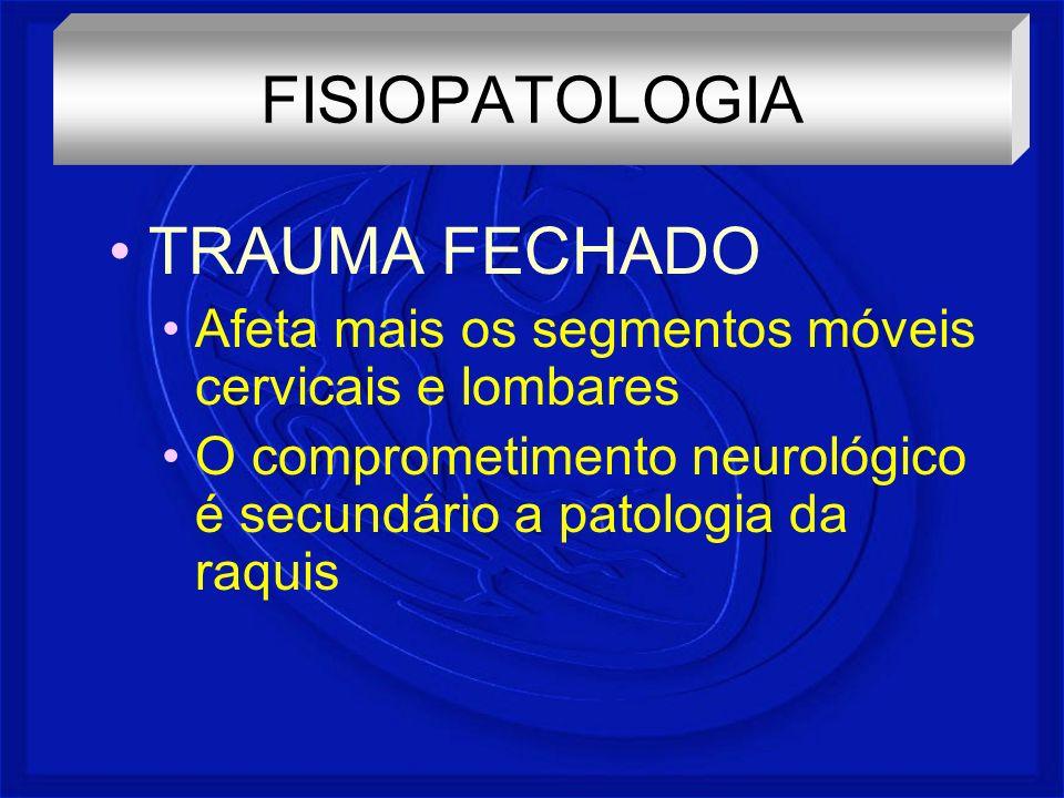 FISIOPATOLOGIA TRAUMA FECHADO