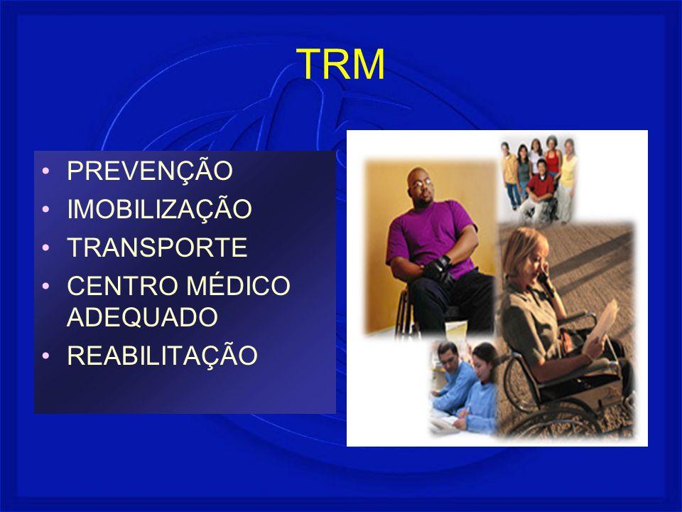 TRM PREVENÇÃO IMOBILIZAÇÃO TRANSPORTE CENTRO MÉDICO ADEQUADO