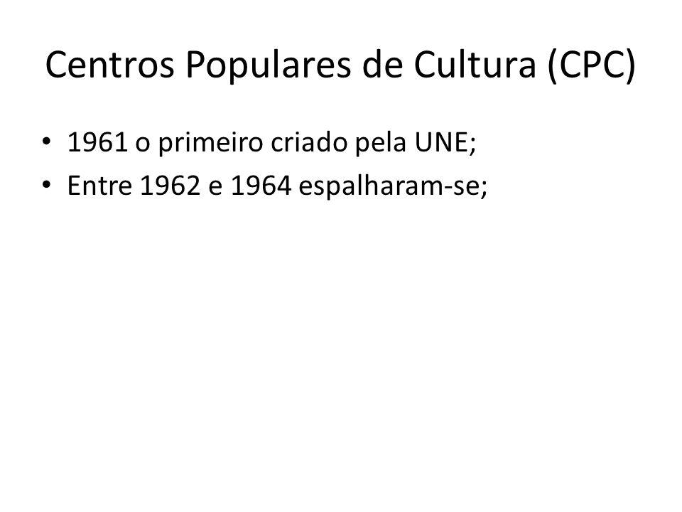 Centros Populares de Cultura (CPC)