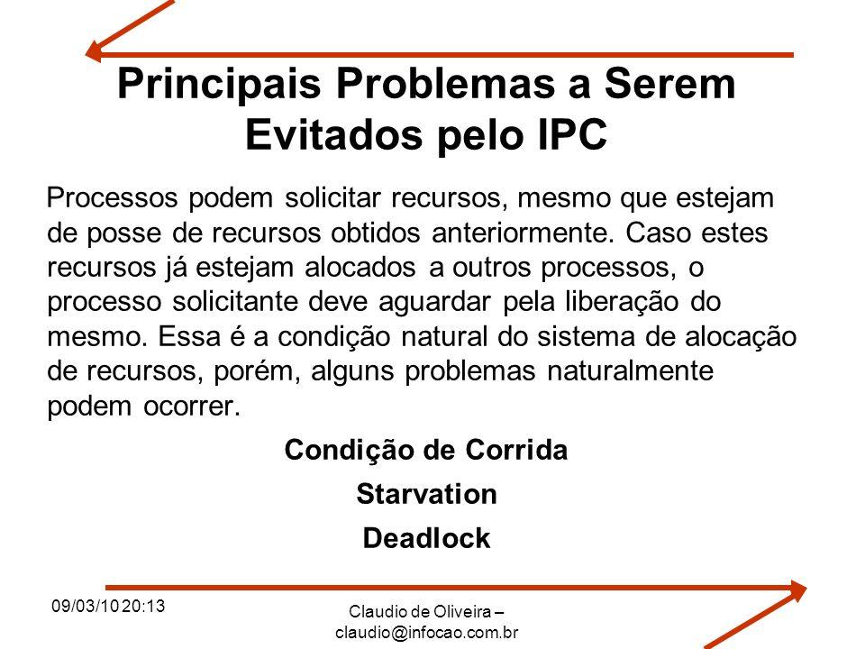 Principais Problemas a Serem Evitados pelo IPC