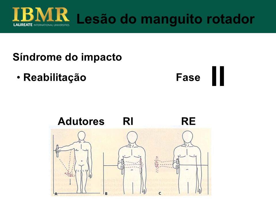 Lesão do manguito rotador