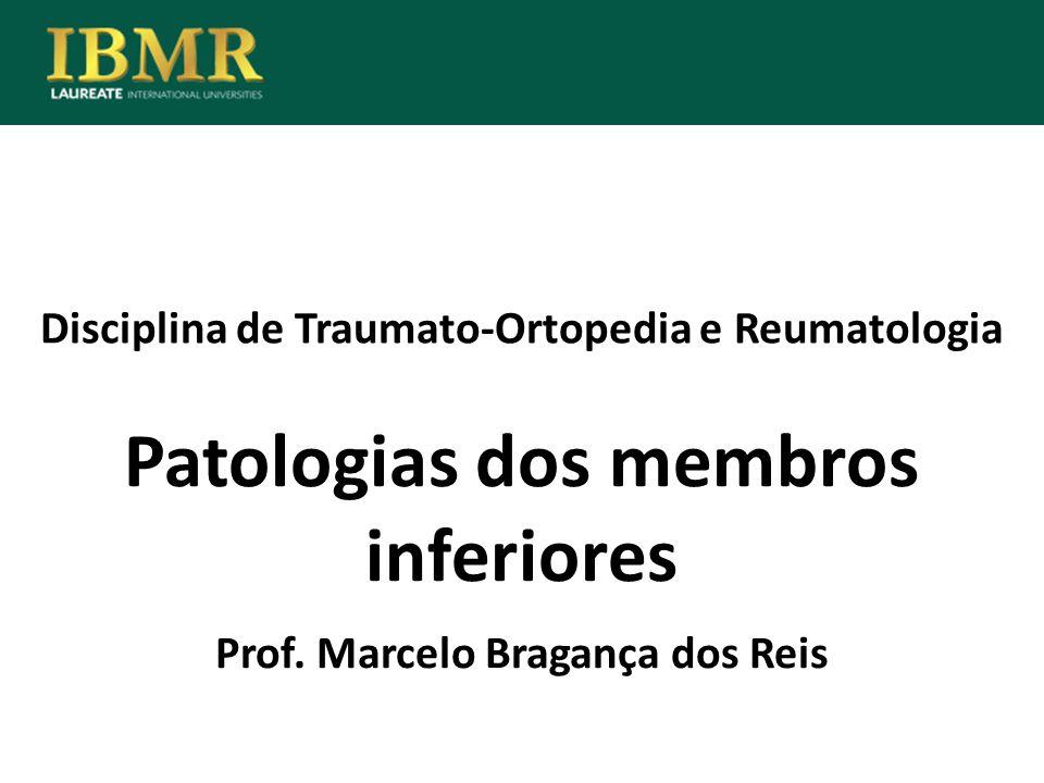 Disciplina de Traumato-Ortopedia e Reumatologia