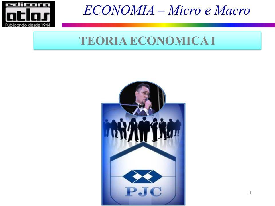 TEORIA ECONOMICA I