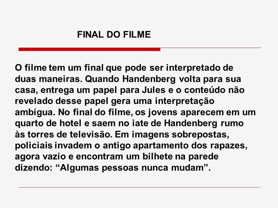 FINAL DO FILME