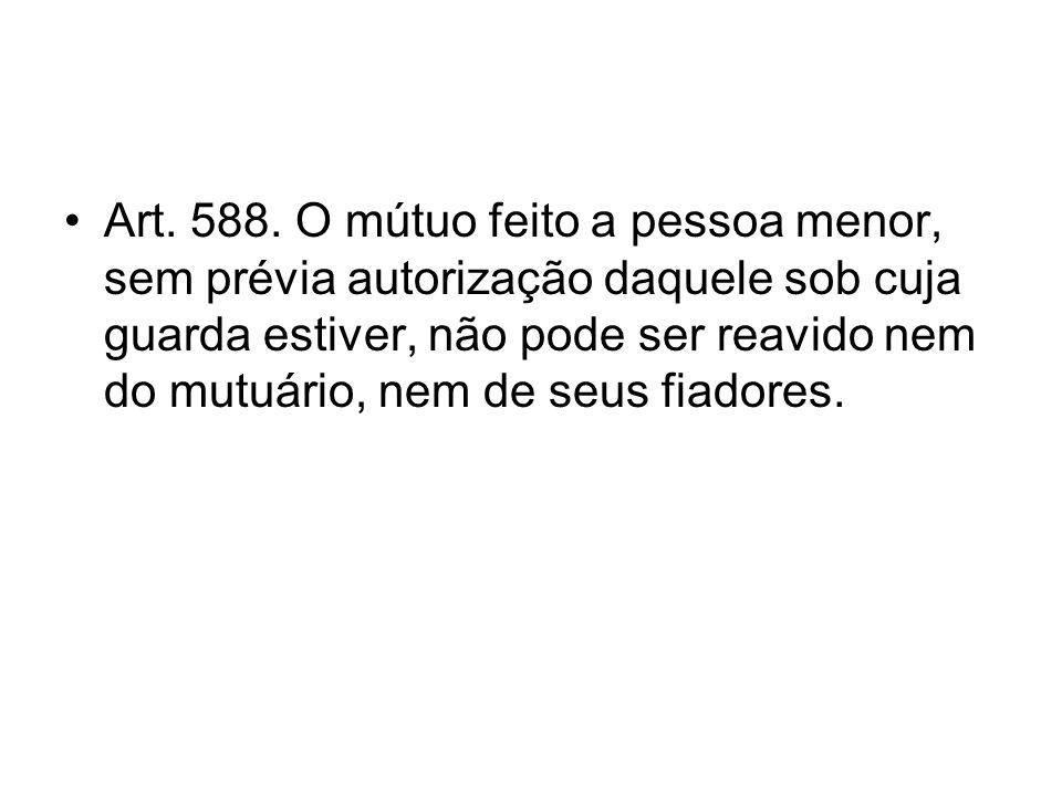 Art. 588.