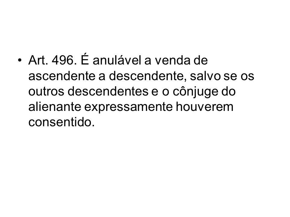 Art. 496.