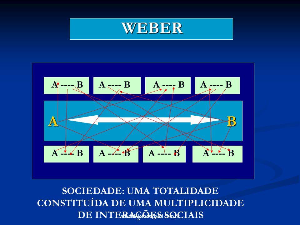WEBER A B A ---- B A ---- B A ---- B A ---- B A ---- B A ---- B