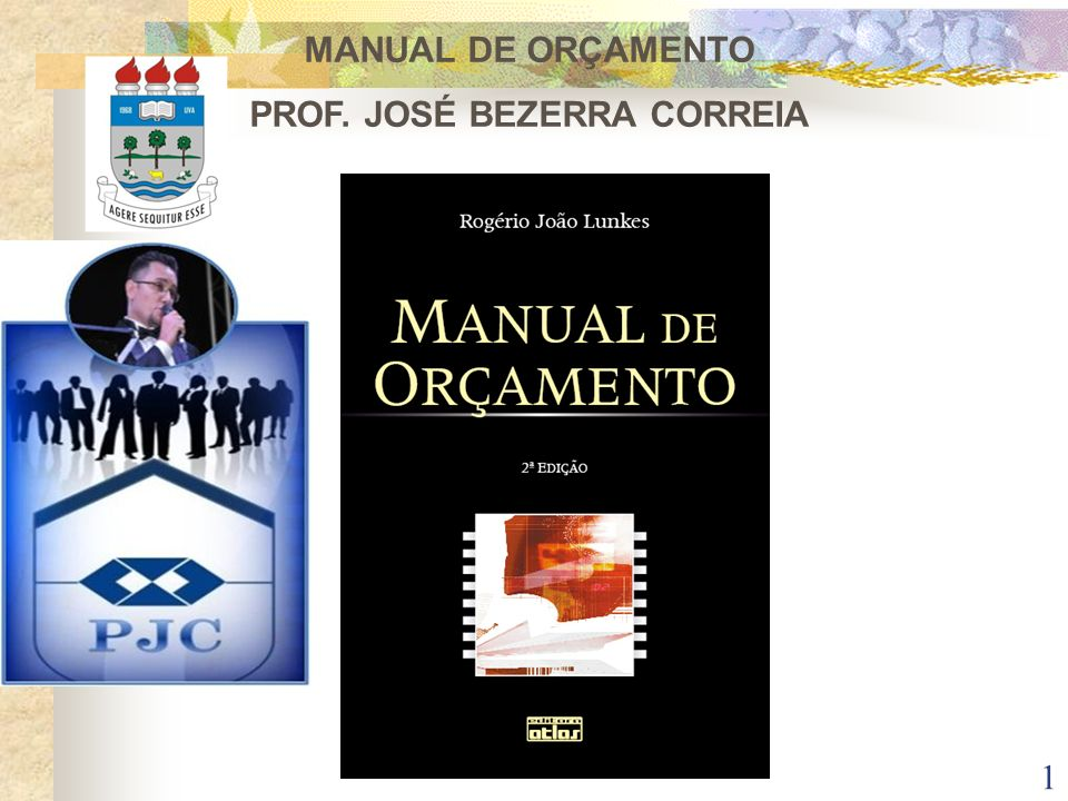 PROF. JOSÉ BEZERRA CORREIA
