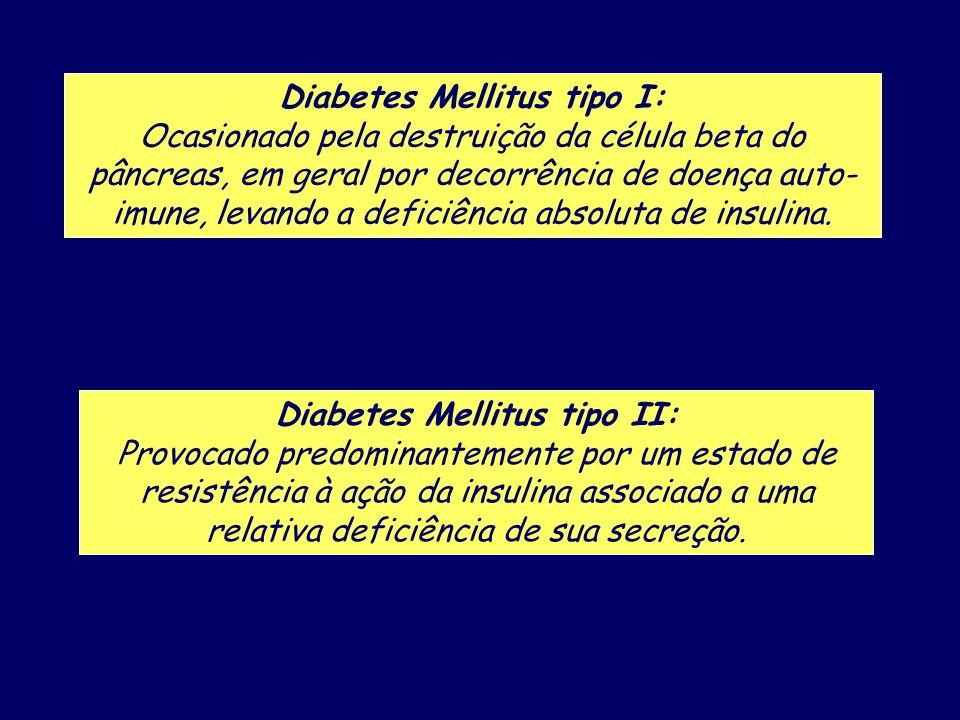 Diabetes Mellitus tipo I: