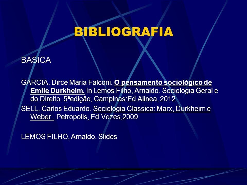 BIBLIOGRAFIA BASICA.